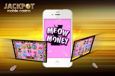 Sign up at Jackpot Mobile Casino today and play our 9-line slot game,Meow Money, it is a cute and funny cat themed mobile slot game! Bet as low as £0.01 and win a jackpot amount worth of about 2500 times the wagered bet! Play now: https://www.jackpotmobilecasino.co.uk/slots/