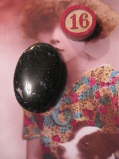 Gem Stone Semi Precious Stone Agate Opal by dimestoreemporium, $5.00