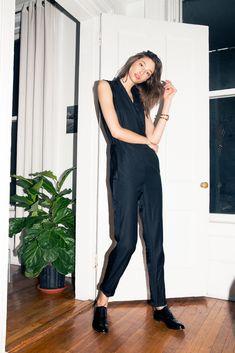 Alexandra Agoston, Model
