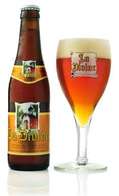 Brasserie de Silly - La Divine | Belgian Beer