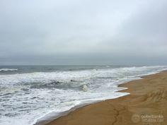 12/7/16:  High 54°, Ocean 52° - December day on OBX