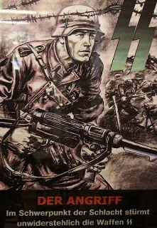 Cartel Alemán (1940-1945): Algunos carteles de la época