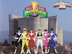 Power Rangers 20-Mighty Morphin 2 by ThePeoplesLima on DeviantArt