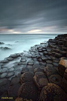 giant's causeway ireland | Giant's Causeway, Ireland