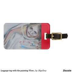 Get ready to holiday in style while keeping an eye on your belongings with Luggage luggage tags from Zazzle.