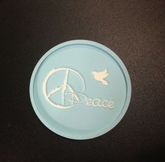 may the PEACE be with you...and me #glasscoaster