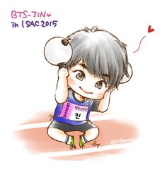 110 images about cute BTS chibi ?????? on We Heart It | See more ...