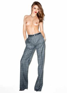 "Miranda Kerr photographed by Terry Richardson in a photo shoot called ""She's The Boss"" for ""Harper's Bazaar"" Australia magazine jan 2014......."