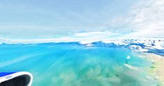 https://flic.kr/p/N19Yfd | Colors Of Paradise Past Florida Hurricane - IMRAN™ | I am just left breathless by the colors of paradise in this iPhone photos panorama. Hurricane Matthew was churning along the East Coast of Florida heading in to North Carolina when my flight from Long Island, New York, to Tampa Bay, Florida, was on approach to Tampa International Airport. As the Boeing descended near Tarpon Springs, I realized I was flying parallel to a community right on the Gulf of Mexico in…