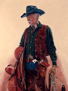 Last Of The Real Cowboys