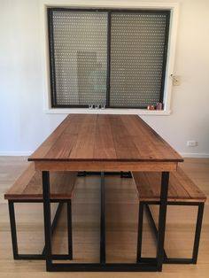 Welcome to our website where we display some our quality recycled timber furniture. We manufacture our furniture from recycled timber and specialise in custom Recycled Timber Furniture, Industrial Furniture, Timber Dining Table, Indoor Outdoor Furniture, Recycling, Building, Home Decor, Decoration Home, Wooden Dining Table Designs