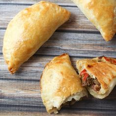 Beef Empanadas! Seriously, what is there NOT to love about empanadas? When the husband and I were on our honeymoon in Brazil, vendors would walk up an down the beach selling homemade empanadas to us while we lounged in the sun. It was heaven. The buttery, flaky crust just tastes so incredible along with the spiced …