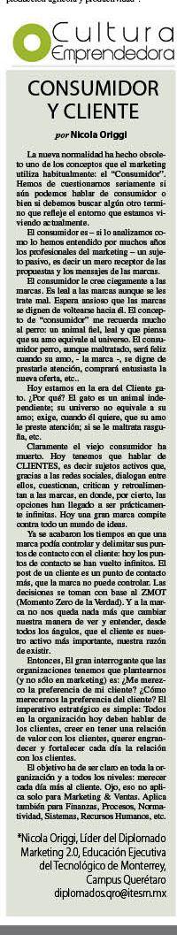 Diario de Querétaro, 2015. Da click en la imagen