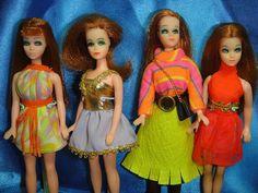 i loved playing w/my dawn dolls!