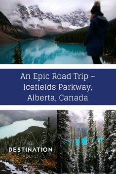 Canada Travel | Travelling Canada - An Epic road trip through Banff and Jasper National parks and down the famous Icefield's Parkway in Canada. Check out how we did it!