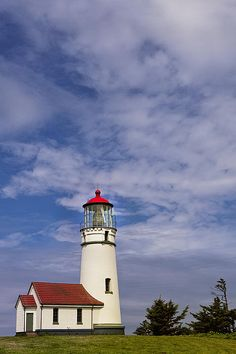 Cape Blanco Lighthouse | Oregon | Photo By Andrew Soundarajan