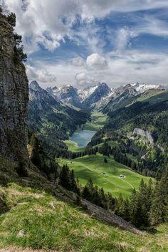 THE ALPS,SWITZERLAND.