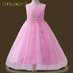 Cheap girls lace dress, Buy Quality flower party dress directly from China 12 years Suppliers: Custom New Years Girls Lace Dresses With Pearl Spring Kids Embroidery Ball Gown Formal Children Flower Party Dress 2 - 12 Years