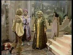 Pohádka o ebenovém koni (1978) - YouTube