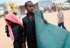 July 13--Somalis living in the world's largest refugee camp risk being recruited by armed groups and bandits as children grow up without education in increasingly desperate conditions.