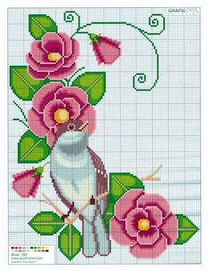 Cross Stitch Horse, Cute Cross Stitch, Cross Stitch Heart, Cross Stitch Animals, Cross Stitch Flowers, Cross Stitch Designs, Cross Stitch Patterns, Embroidery Stitches, Hand Embroidery