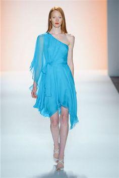 © Imaxtree.com Défilé Jenny Packham, prêt-à-porter printemps-été 2012