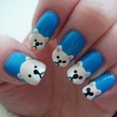 Cat Nails! #cat #nails #nails #nails