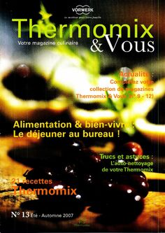Thermomix  & Vous Nº 13
