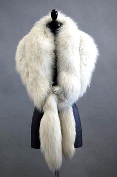 ~1930s Fox Stole~