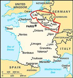 Alsace Lorraine Germany | ... , Alsace-Lorraine, and the Moselle (France) - Mosel (Germany) Valley