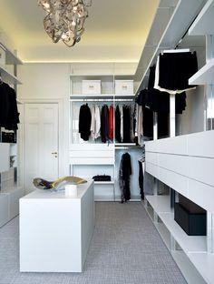 お気に入りの服を大切に収納しよう♪ウォークインクローゼット収納集 - Yahoo! BEAUTY