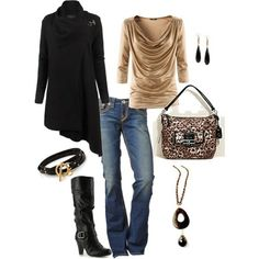 cute night out outfit
