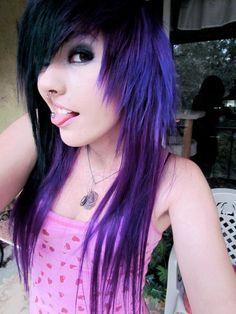 i want my hur to be styled dis way :c