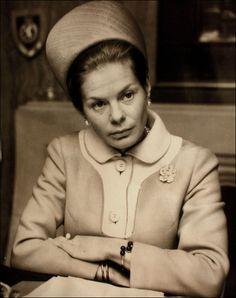 HRH The Duchess of Kent (the former Katharine Worsley)