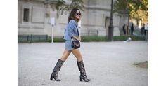 Paris Fashion Week, Day 3