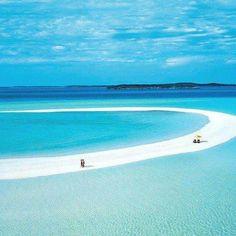 Mushacay, Bahamas.