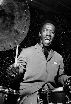 Art Blakey – Drummer....                                                                                                                                                      More