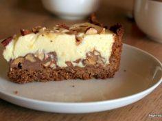 Dessert Drinks, Party Desserts, Sweet Desserts, Swedish Recipes, Sweet Recipes, Danish Cake, Baking Recipes, Cake Recipes, Sweets Cake