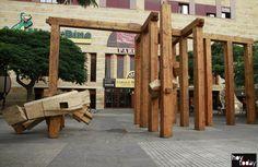 exposicion de escultura en la calle santa cruz de tenerife - Buscar con Google