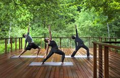 Most beautiful places to do yoga 2