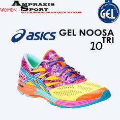 3ce971733830 Asics Gel-Noosa Tri 10.  papoutsia  ascis