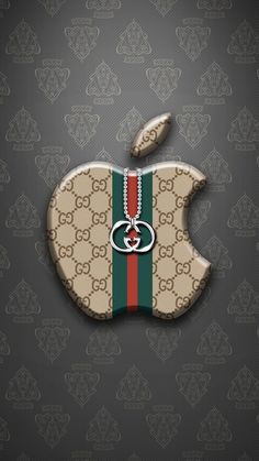 apple, gucci, and wallpapers image