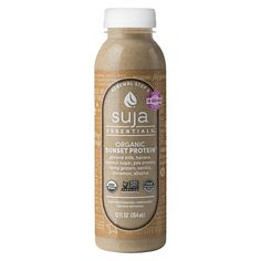 Obsessed! Suja Essentials Organic Sunset Protein Beverage 12 oz