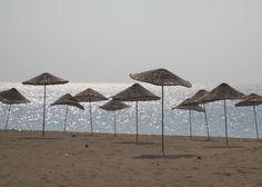 Umbrella anyone?  The western coast of Turkey.