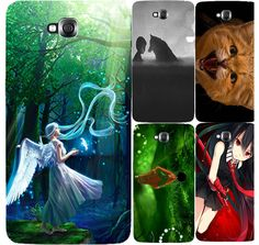 Newest cute Animal Anime printed phone case cover for LG G Pro Lite D684 D685 D686 colorful Hard plastic painting back cover #Affiliate