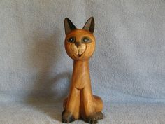 Happy Kitty by SandECollectibles on Etsy, $24.95