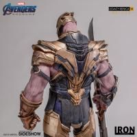 Marvel Thanos (Deluxe) Legacy Replica Statue by Iron Studios Comic Villains, Marvel Characters, Fictional Characters, Thanos Marvel, Marvel Vs, Resident Evil Monsters, Captain America Statue, Dbz, Marvel Statues