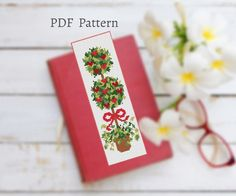 Small Cross Stitch, Cross Stitch Tree, Cross Stitch Bookmarks, Cross Stitch Heart, Cross Stitch Patterns, Christmas Bird, Family Christmas Gifts, Christmas Shopping, Hedgehog Cross Stitch