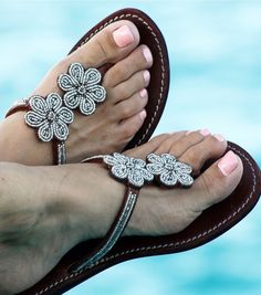 Aspiga Bibi Leather Beaded Sandal  Ordered these, love them..England's fashion is so different.