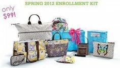The new Spring Enrollment Kit  http://www.mythirtyone.com/88280